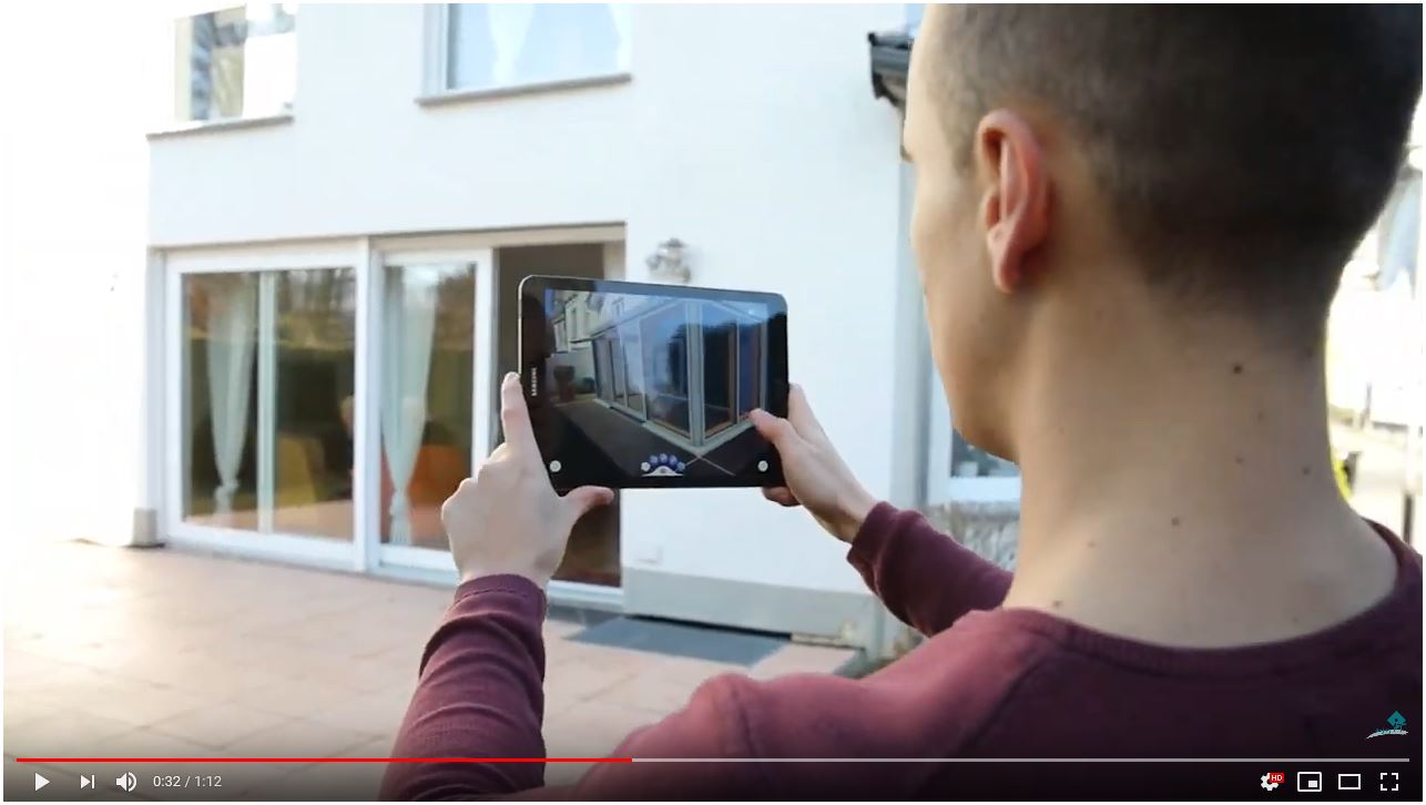 Klaes 3D - That's how Augmented Reality works ...